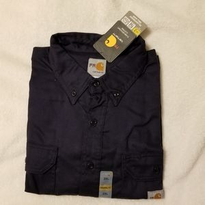 Carhartt Flame Resistant long sleeve shirt